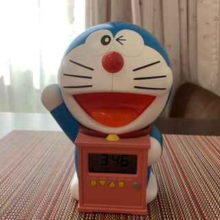セイコー(SEIKO)のドラえもん おしゃべり 目覚まし時計 セイコー(キャラクターグッズ)