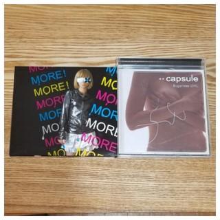 capsule アルバム まとめ売り(ポップス/ロック(邦楽))