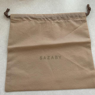 SAZABY 巾着袋