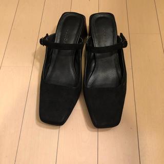 マウジー(moussy)のmoussy サンダル パンプス 靴(ハイヒール/パンプス)