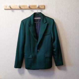 ジョンローレンスサリバン(JOHN LAWRENCE SULLIVAN)のVintage テーラードジャケット 深緑(テーラードジャケット)