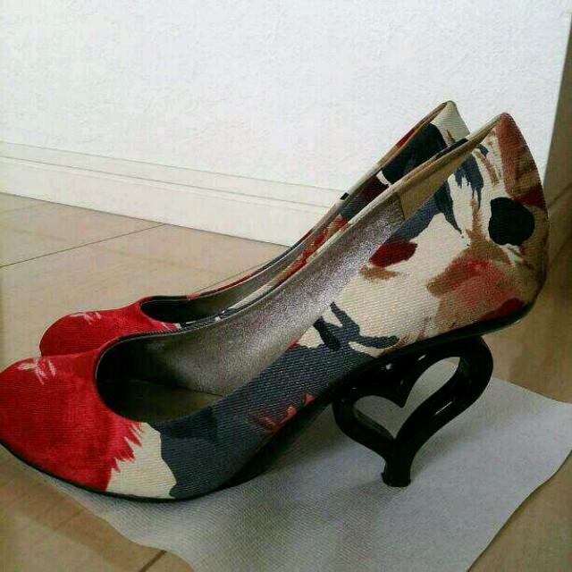 ピンクマース★パンプス レディースの靴/シューズ(ハイヒール/パンプス)の商品写真