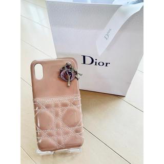 クリスチャンディオール(Christian Dior)のiPhone xs ディオール(iPhoneケース)