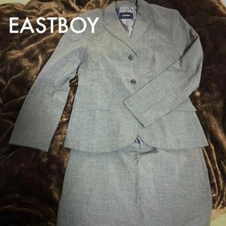 イーストボーイ(EASTBOY)のEASTBOY♡スーツ上下セット #グレー【美品】(スーツ)
