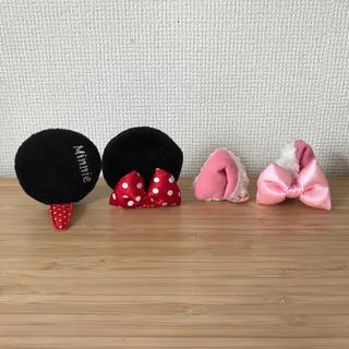 ディズニー(Disney)のミニーマウス マリー ヘアピン(ヘアピン)