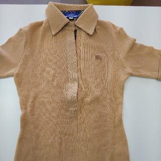 バーバリーブルーレーベル(BURBERRY BLUE LABEL)のセーター(ニット/セーター)
