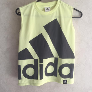 アディダス(adidas)のadidas ノースリーブシャツ(Tシャツ/カットソー)