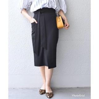 SHIPS - SHIPS ポケットタイトスカート