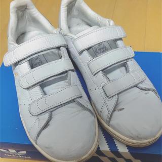 アディダス(adidas)のadidasスタンスミスホワイトグレー(スニーカー)