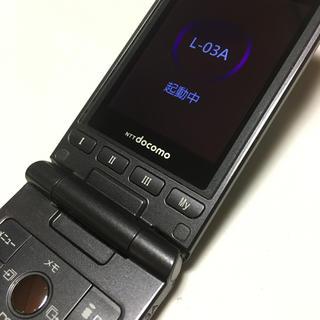 エヌティティドコモ(NTTdocomo)のdocomo L-03A ガラケー (41)(携帯電話本体)