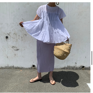 mite スカート