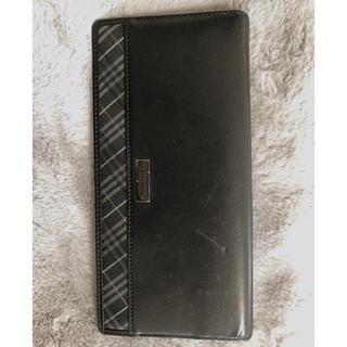 ブラックレーベルクレストブリッジ(BLACK LABEL CRESTBRIDGE)のBLACK LABEL CRESTBRIDGE(長財布)