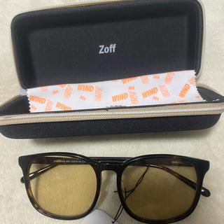 ゾフ(Zoff)のZoff WIND AND SEA サングラス ブラウン(サングラス/メガネ)