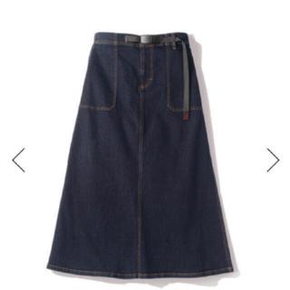 グラミチ(GRAMICCI)のGRAMICCI denim baker スカート 2点セット(ロングスカート)