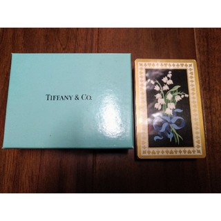ティファニー(Tiffany & Co.)のTIFFANYトランプ(トランプ/UNO)