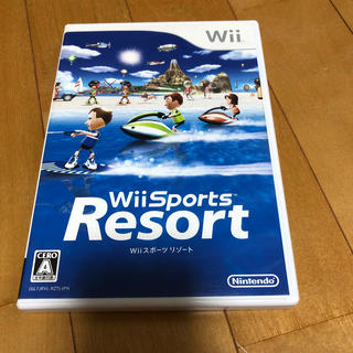 Wii - Wii リゾート Wii スポーツリゾート