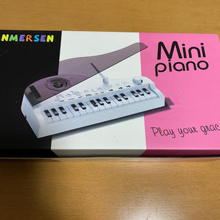 Mini Piano 電子ピアノ(電子ピアノ)
