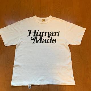 ジーディーシー(GDC)のHuman  Made  Girls Don't  Cry  tシャツ(Tシャツ/カットソー(半袖/袖なし))