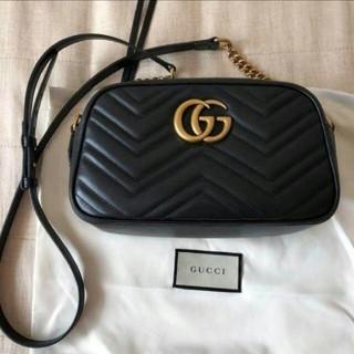 Gucci - グッチ マーモント ショルダーバッグ