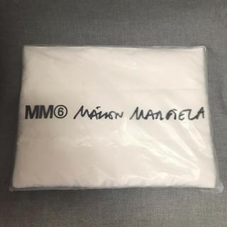 エムエムシックス(MM6)のMM6 メゾンマルジェラ パデッドポーチ(ポーチ)