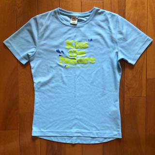ロウアルパイン(Lowe Alpine)のLowe Alpine レディースM トレッキングTシャツ速乾性(登山用品)