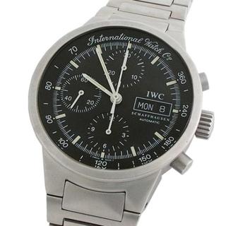 インターナショナルウォッチカンパニー(IWC)のIWC GST クロノグラフ IW370703 自動巻(腕時計(アナログ))
