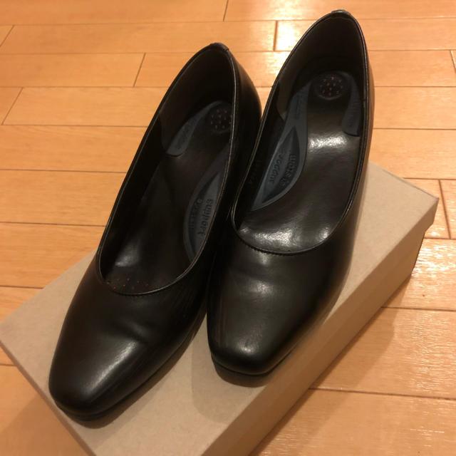 AOKI(アオキ)のパンプス シンプル OL 就活 5cm  レディースの靴/シューズ(ハイヒール/パンプス)の商品写真
