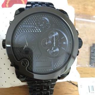 ディーゼル(DIESEL)のディーゼル 7254 湘南乃風 HAN-KUN 着用(腕時計(デジタル))