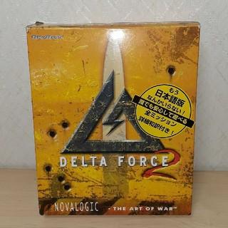 デルタフォース2 英語版(PCゲームソフト)