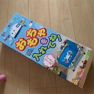 サンリオ(サンリオ)のサンリオ シンカンセン おもちゃ収納 ラック(収納/チェスト)