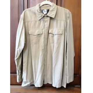 パム(P.A.M.)のP.A.M. パム WALKIN SHIRT ワークシャツ ミリタリー 美品(シャツ)