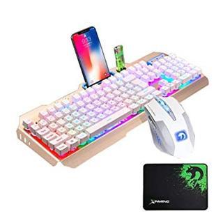 【売切れ御免】ゲーミングキーボード マウス セット