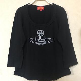 ヴィヴィアンウエストウッド(Vivienne Westwood)のヴィヴィアン ウエストウッド プリントT(Tシャツ(長袖/七分))