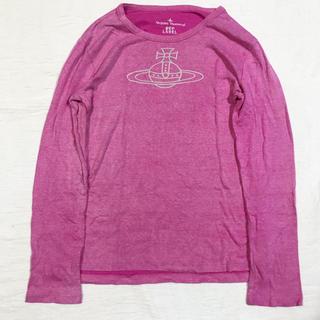 ヴィヴィアンウエストウッド(Vivienne Westwood)のヴィヴィアン ウエストウッド プリントロンT(Tシャツ(長袖/七分))