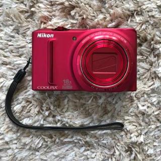 ニコン(Nikon)のNikon COOLPIX Style COOLPIX S9100(コンパクトデジタルカメラ)