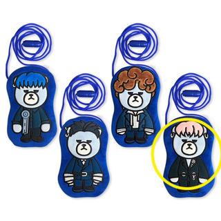 ビッグバン(BIGBANG)のKRUNK×WINNER アップリケポーチ ミノ(K-POP/アジア)