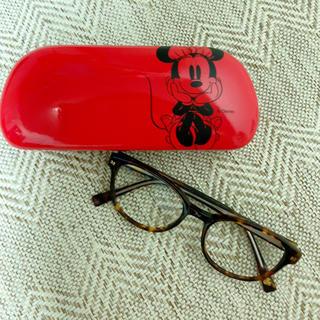 ゾフ(Zoff)のzoff ミニーデザイン眼鏡(サングラス/メガネ)