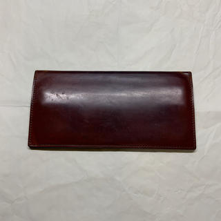 ガンゾ(GANZO)のGANZO コードバン長財布(長財布)