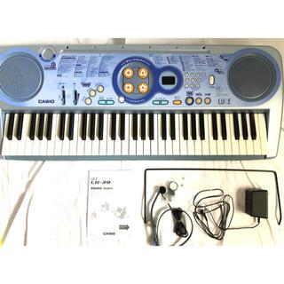 カシオ(CASIO)のカシオ 電子キーボード LK-39 CASIO(電子ピアノ)