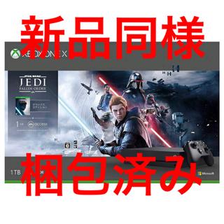 エックスボックス(Xbox)のXboxOneX 新品同様(家庭用ゲーム機本体)