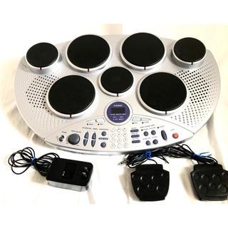 カシオ(CASIO)のCASIO LD-80 電子ドラム(電子ドラム)