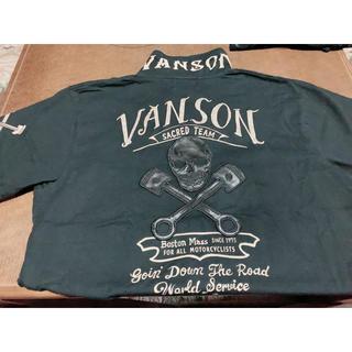 バンソン(VANSON)のVANSON☆ポロシャツ(ポロシャツ)