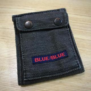ブルーブルー(BLUE BLUE)のBLUEBLUE 二つ折り財布(折り財布)