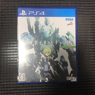 プレイステーション4(PlayStation4)の【PS4】BORDER BREAK スターターパック(家庭用ゲームソフト)
