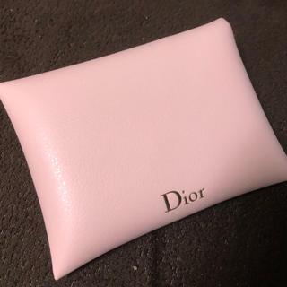 ディオール(Dior)のDior カードケース 新品未使用(名刺入れ/定期入れ)