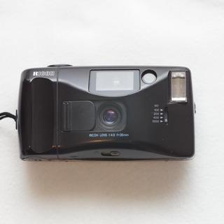 リコー(RICOH)の【動作確認済】リコー L-20 DATE コンパクトフィルムカメラ(フィルムカメラ)