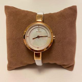 オバック(OBAKU)のOBAKU デンマーク レイディース時計(腕時計)