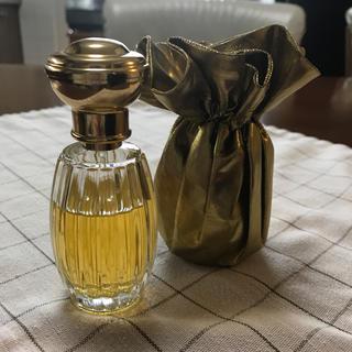 アニックグタール(Annick Goutal)のアニックグタール ☆ケラムール 50ml 限定ゴールドカバー付き(香水(女性用))