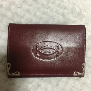 カルティエ(Cartier)のカルティエ 名刺入れ カードケース(名刺入れ/定期入れ)