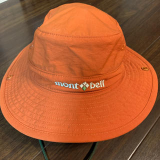 モンベル(mont bell)の★中古品★ mont-bell キッズ 帽子 (帽子)